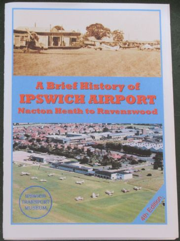 A Brief History of Ipswich Transport - Nacton Heath to Ravenswood, by John Griffiths